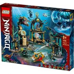 LEGO 71755 NINJAGO  TEMPIO...