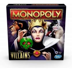 MONOPOLY DISNEY VILLAINS -...
