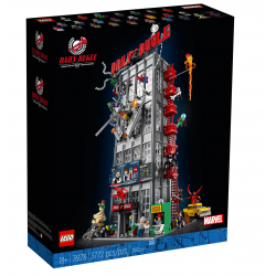 LEGO 76178 DAILY BUGLE...