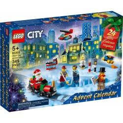 LEGO 60303 CITY  CALENDARIO...