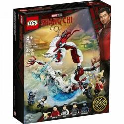 LEGO 76177 MARVEL STUDIOS...
