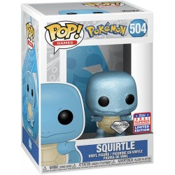 FUNKO POP 504 SQUIRTLE...