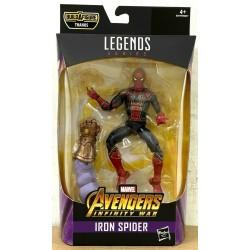 IRON SPIDER LEGENDS SERIES...